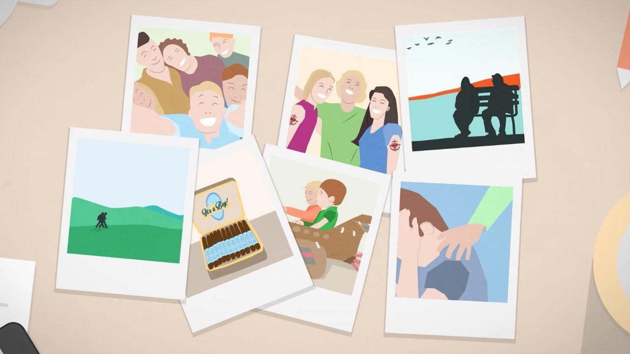 Screenshot Erklärvideo Inspiration Freundschaft