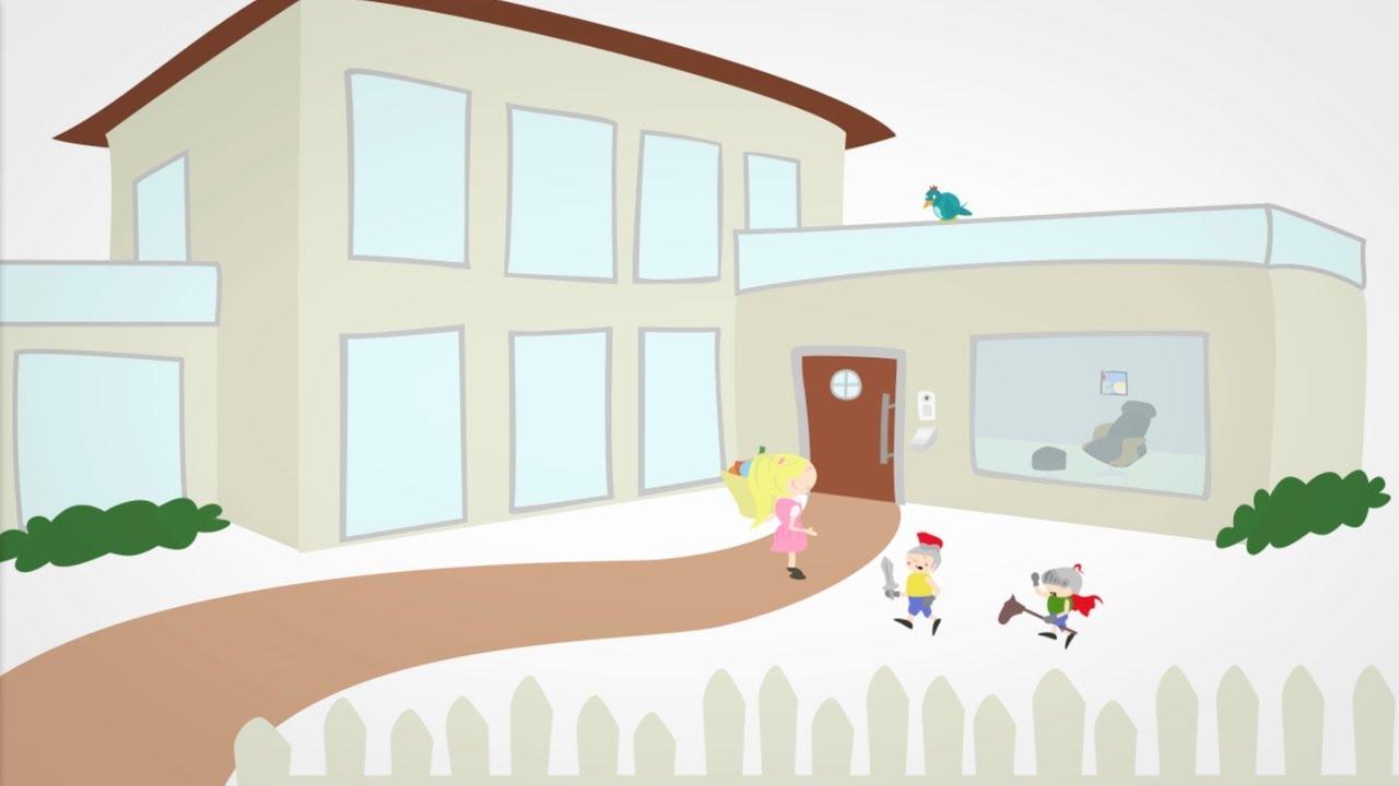 Screenshot Erklärvideo Rensch Haus