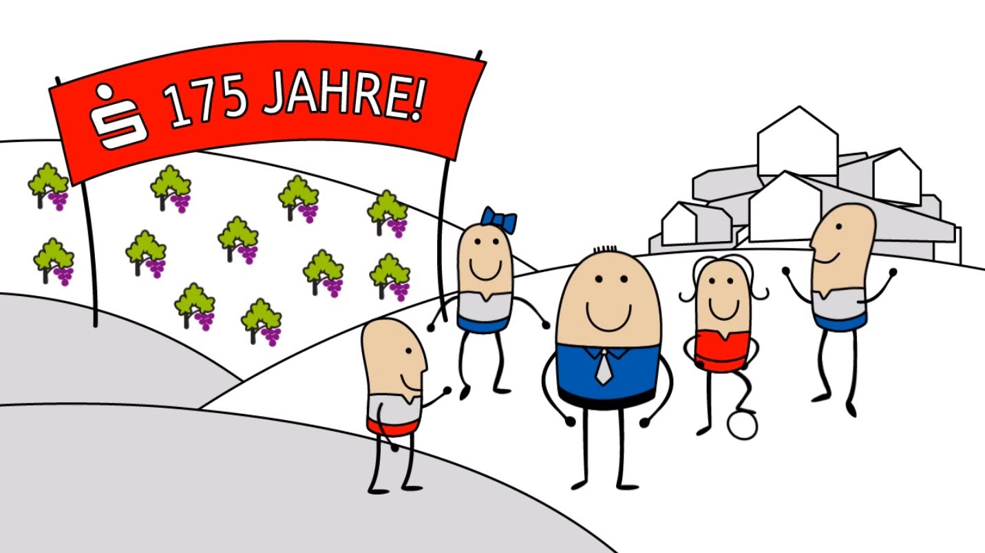 Screenshot Erklärvideo Vereinswettbewerb Sparkasse