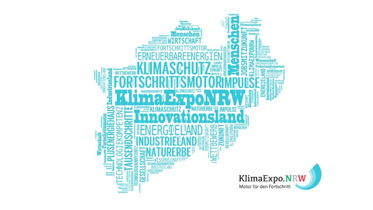 Screenshot Erklärvideo Klimaexpo NRW