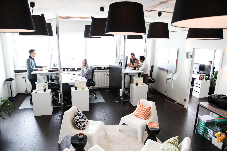 AHA!Videos office