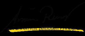 Logo Armin Ruser - Führen mit zeitlosen Prinzipien
