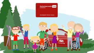 Screenshot Erklärvideo Tourismus Hochschwarzwald Card