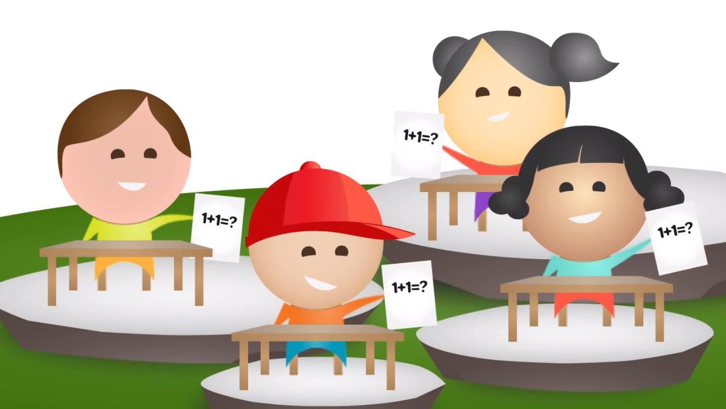 Screenshot Erklärvideo Schülernachhilfe t-kidz
